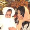 Ани Лорак показала свою дочь
