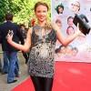 Анна Семенович ждет ребенка