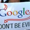 """Googl'у, показали как """"не быть злым"""""""
