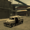 GTA IV TLAD:Slamvan crash test.