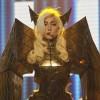 Lady Gaga angel & devil