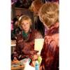 Марат Башаров в образе блондинки