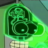 мозги Гомер/Бендер