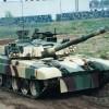 Надувной танк  Т-72