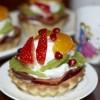 Пирожное «Корзинка с фруктами»