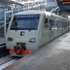 Поезд Москва - Мытищи