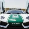Полиция Дубая пересела на новые авто