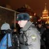 Полиция перекрыла проход на Манежную и Красную пл