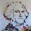 Портреты знаменитых людей из открыток