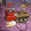Радиоуправляемая игрушка - луноход