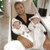 Рики Мартин и его любовник: семейная фотосессия