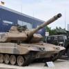 Самый первый и самый новый танки КВ-2 и Леопард 2А7