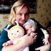 Светлана Пермякова показала дочку