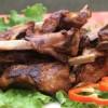 Свиные ребрышки, запеченные в духовке