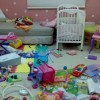 Учим убирать игрушки