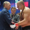 Владимир Путин был освистан зрителями