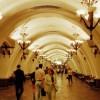 Задымление в московском метро