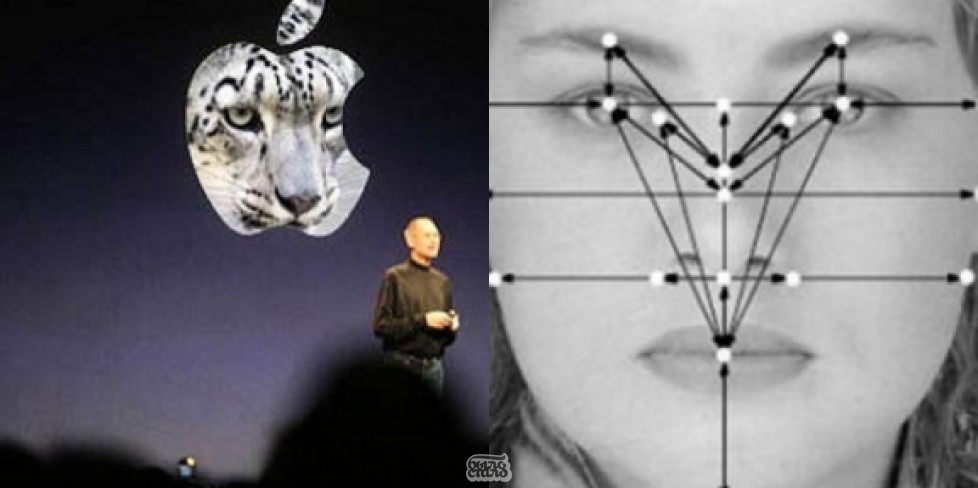 Apple запатентует алгоритм распознавания лиц