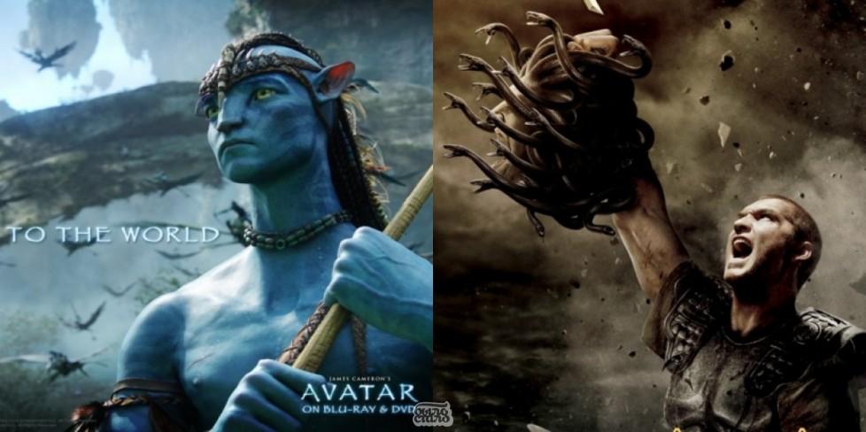 Аватар/Битва Титанов