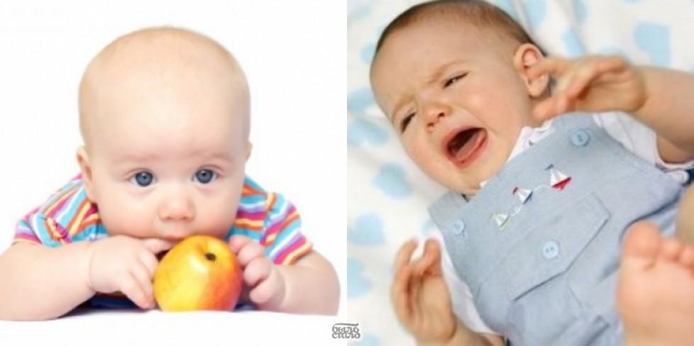 Дисбактериоз у малыша. Что делать?!