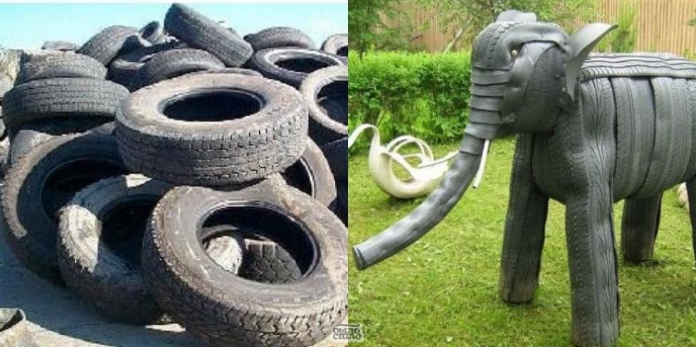 Креативный слон