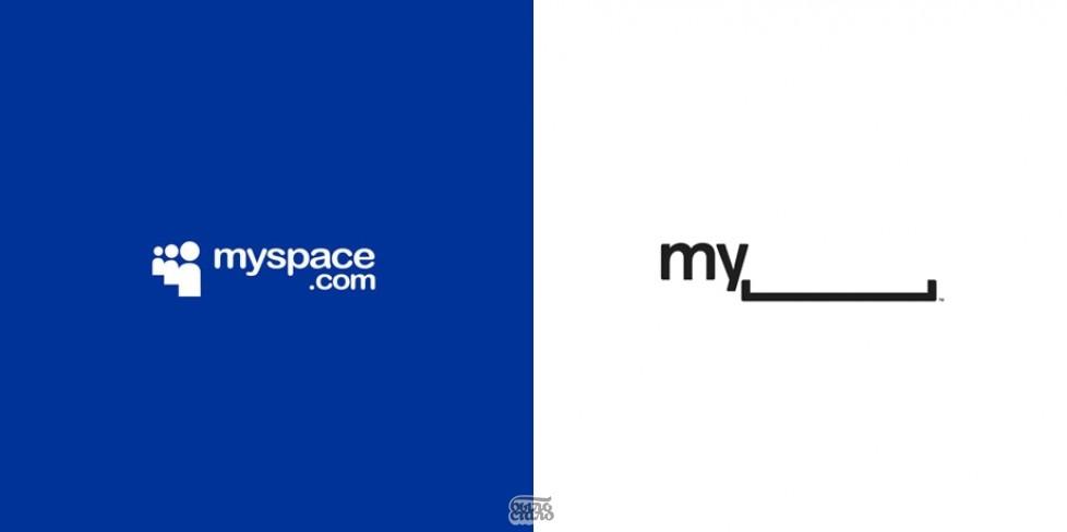 MySpace логотип