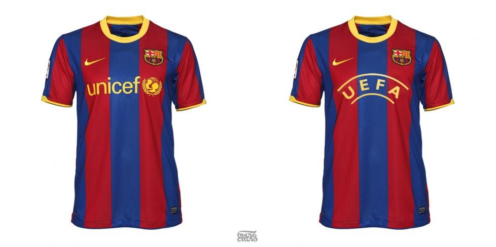 Новый спонсор Барселоны