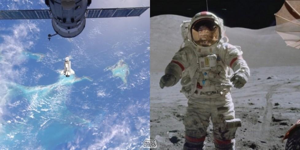 Роскосмос ищет добровольцев для полета на Луну