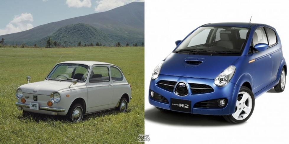 Subaru R2.