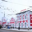 Вологда. Железнодорожный вокзал