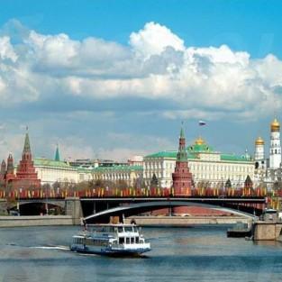 80-я пассажирская навигация на Москве-реке
