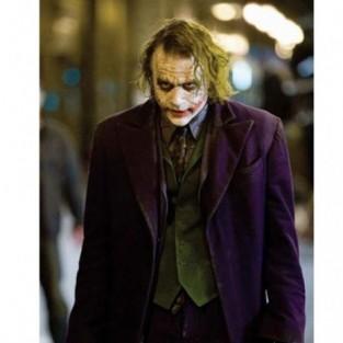 Джаред Лето в образе Джокера