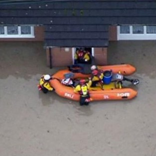 Канадские города уходят под воду