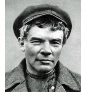 Ленин без бороды