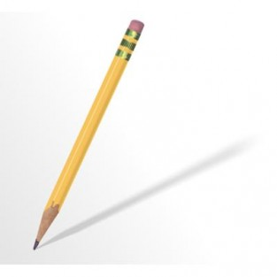 Объемный рисунок карандашом