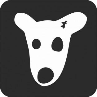Прототип собачки Вконтакте