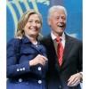 Билл и Хиллари Клинтон в молодости