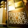 Церемония вручения «Золотого глобуса» Рики Джервэй