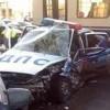 Илзе Лиепа попала в ДТП с полицейским автомобилем