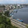Киев, вид на Подол