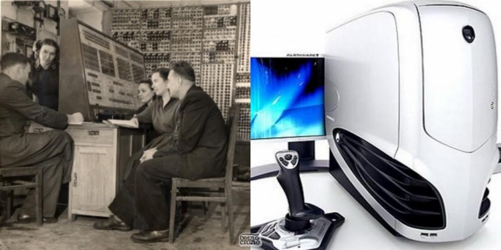 Google отметил годовщину советского компьютера
