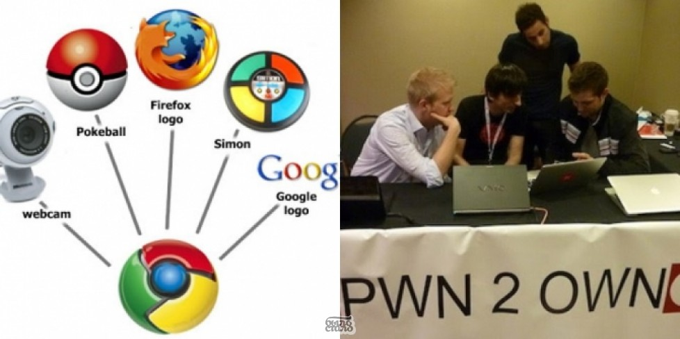Студент взломал Google Chrome