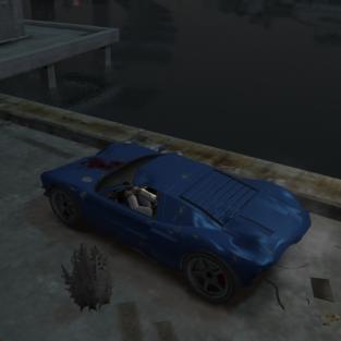 Bullet GT crash test