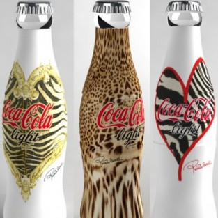 coca cola от Роберто Кавалли
