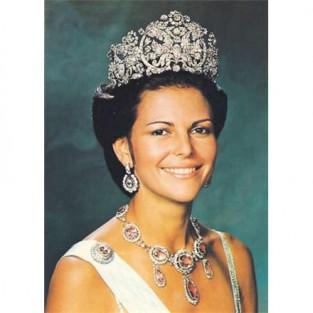 Её Величество Королева Сильвия