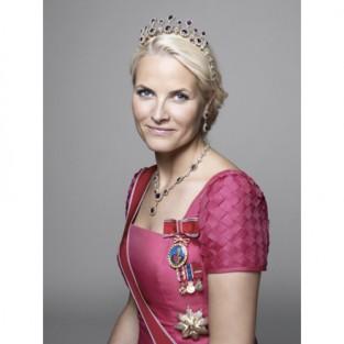 Её КоролевскоеВысочество кронпринцесса Метте-Марит