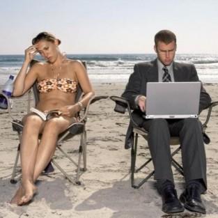 Интернет-зависимость главной причина разводов