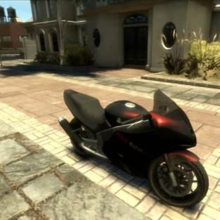Мотоциклы в GTA:NRG