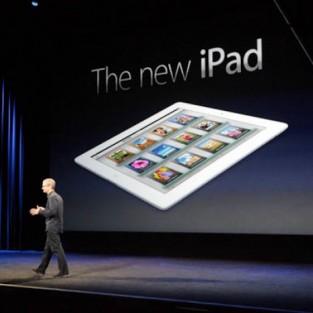 Начались продажи нового iPad