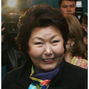 Назарбаева Сара Алпысовна